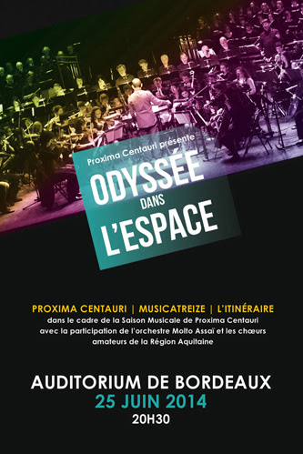 ODYSSEE ITINERAIRE 2014